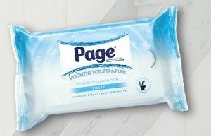 Page Vochtig Toiletpapier.Gratis Page Vochtig Toiletpapier