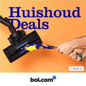 Huishoud deals van Bol