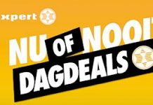 Expert - nu of nooit dagdeals