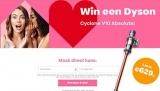 Win een Dyson Cyclone V10