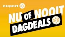 Nu of Nooit Deals van Expert