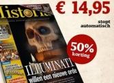 5x Historia magazine voor €14,95