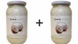 Tweede Pot GRATIS Extra Virgin biologische kokosolie