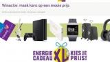 Win GRATIS een EnergiecadeauXL naar Keuze van Nuon