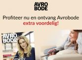 Actie: slechts €39 voor 1 jaar Avrobode