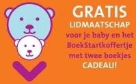 2 gratis babyboeken + boekenlegger