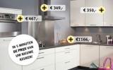 De Budgetplanner van Keukenconcurrent