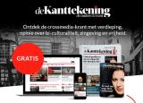 Nieuwe krant – 4 weken GRATIS de Kanttekening ontdekken