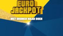 EuroJackpot: Voor €2 maak je kans op 62 Miljoen