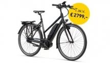 Win een elektrische Batavus t.w.v. €2799!