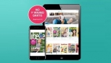 1e Maand GRATIS meer dan 50 tijdschriften online lezen!
