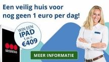 Heel Holland veilig met kans op iPad