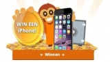 Win een iPhone met Jiggy