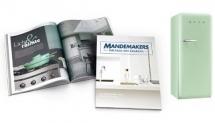 Gratis Mandemakers  inspiratieboek + kans op Smeg koelkast