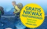 Gratis Nikwax proefverpakking