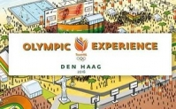 2 tickets Olympic Experience in Den Haag