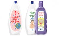 Ontwerp je eigen fles Andrélon shampoo of douchecrème