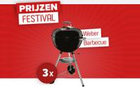 Win een Weber barbecue original