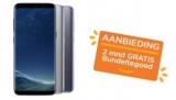 2 maanden gratis bundeltegoed bij je Samsung Galaxy S8