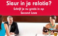 Meld je gratis aan voor Second Love
