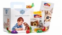 Gratis Smølke puppy- of kittenpakket