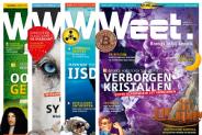 Gratis proefnummer Weet Magazine